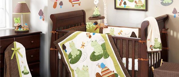 Модный текстиль в детскую