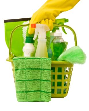 Экологичная уборка