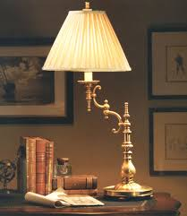 классическая настольная лампа