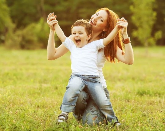 Позитивное материнство