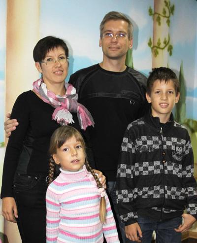 Позитивное материнство: Татьяна Пироженко