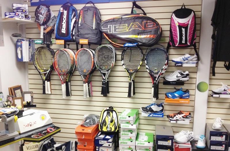 Теннисное оборудование