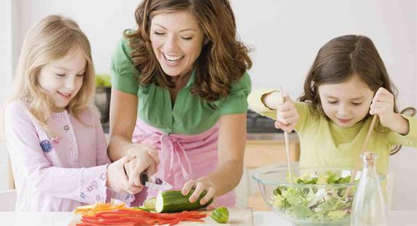 Время вместе или почему так трудно с детьми