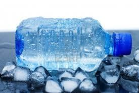 Минеральные воды из источника